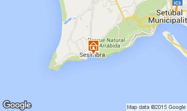 Mappa Sesimbra Appartamento 87553