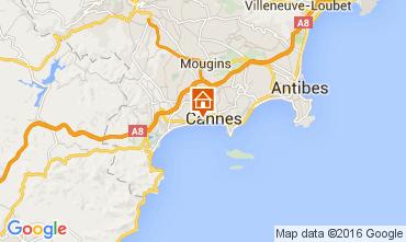 Mappa Cannes Appartamento 104812