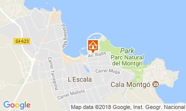 Mappa L'escala Appartamento 114242