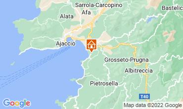 Mappa Ajaccio Appartamento 99887