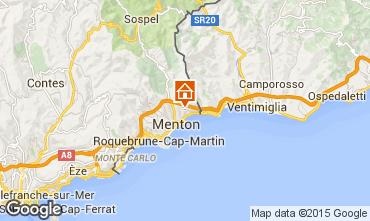 Mappa Menton (Mentone) Agriturismo 88518