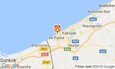 Mappa De Panne Appartamento 115662