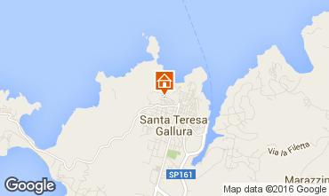 Mappa Santa Teresa di Gallura Appartamento 71999