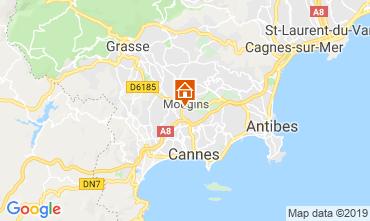 Mappa Cannes Casa 119997