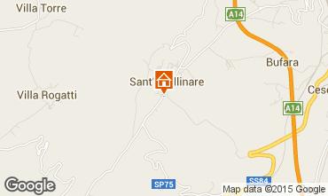 Mappa San Vito Chietino Appartamento 99082