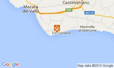 Mappa Tre Fontane Appartamento 53891
