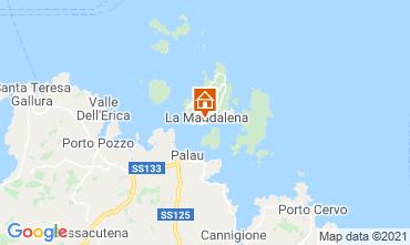 Mappa La Maddalena Monolocale 87021
