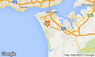 Mappa Lisbona Appartamento 94305
