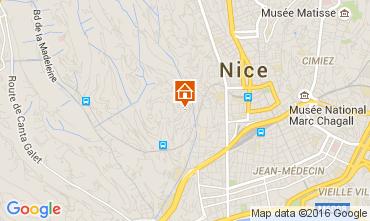 Mappa Nizza Appartamento 27644