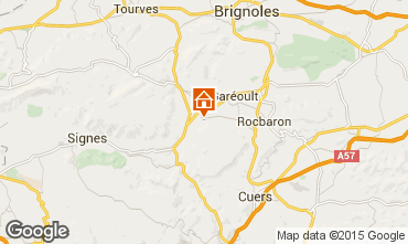 Mappa N�oules Agriturismo 98700