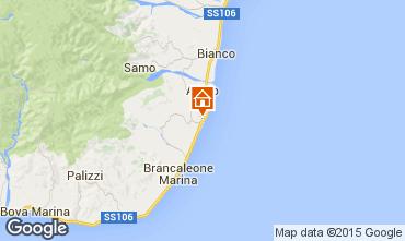 Mappa Brancaleone Appartamento 72346
