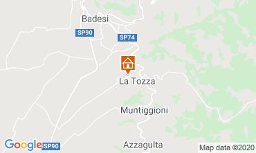 Mappa Badesi Casa 51986