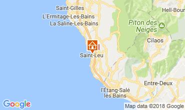 Mappa Saint Leu Appartamento 112298