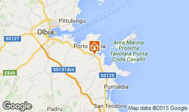 Mappa Porto San Paolo Appartamento 77686