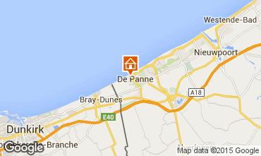 Mappa De Panne Appartamento 91057