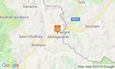 Mappa Monginevro Appartamento 118603