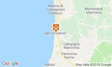 Mappa San Vincenzo Appartamento 119113