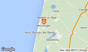 Mappa Messanges Villa  82072