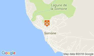 Mappa La Somone Villa  113751