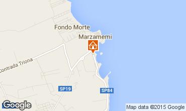 Mappa Marzamemi Appartamento 64290