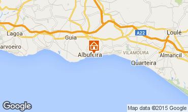 Mappa Albufeira Appartamento 32301