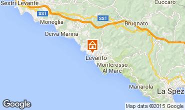 Mappa Levanto Villa  100451