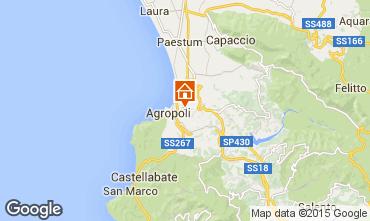 Mappa Agropoli Villa  62652