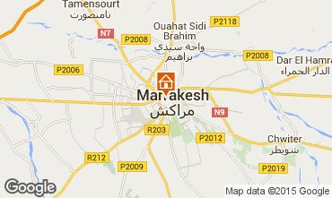 Mappa Marrakech Casa 14098