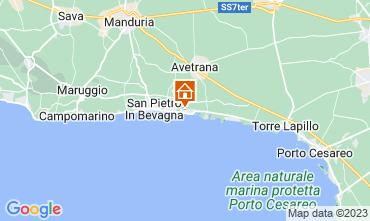 Mappa San Pietro in Bevagna Appartamento 119874