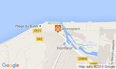 Mappa Honfleur Appartamento 106122