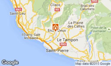Mappa L'Entre Deux Villa  73361