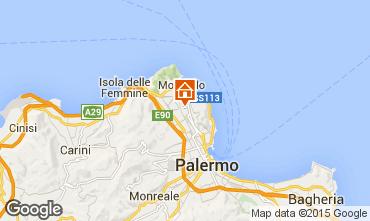 Mappa Palermo Appartamento 73862
