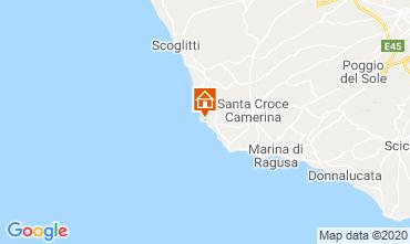 Mappa Marina di Ragusa Appartamento 48123