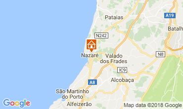Mappa Nazaré Appartamento 114969