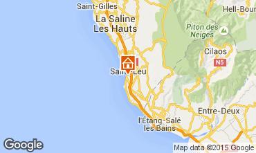 Mappa Saint Leu Monolocale 73583
