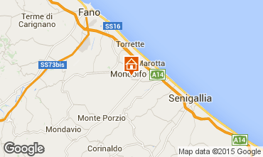 Mappa Fano Appartamento 67165