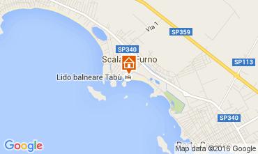 Mappa Torre Lapillo Appartamento 103722