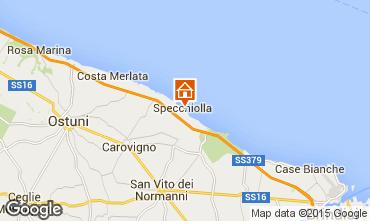 Mappa Ostuni Villa  95650