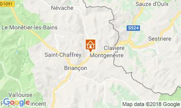 Mappa Monginevro Appartamento 97968