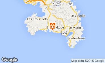 Mappa Sainte Luce Appartamento 15113