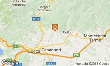 Mappa Lucca Villa  43443