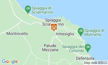 Mappa Vieste Appartamento 95397