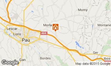 Mappa Pau Villa  98885