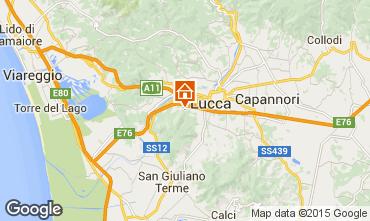Mappa Lucca Appartamento 75714