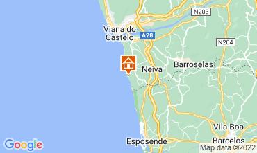 Mappa Viana Do castelo Casa 109480