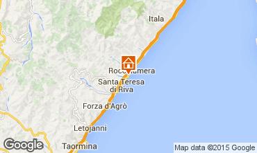 Mappa Taormina Appartamento 43846