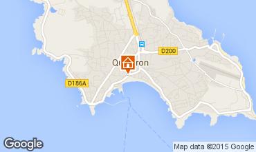 Mappa Quiberon Appartamento 81600