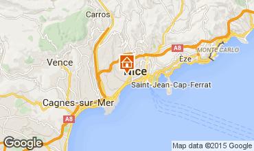 Mappa Nizza Appartamento 78856