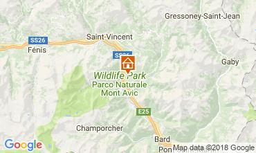 Mappa  Appartamento 57476