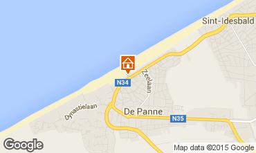 Mappa De Panne Appartamento 9556